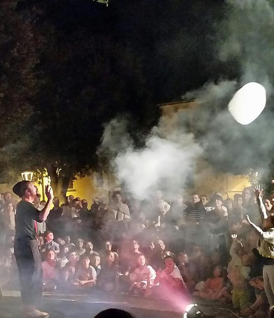 senigart street festival
