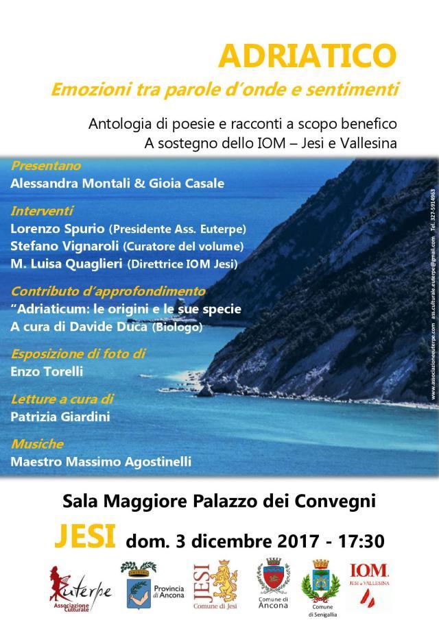 raccontare il Mar Adriatico