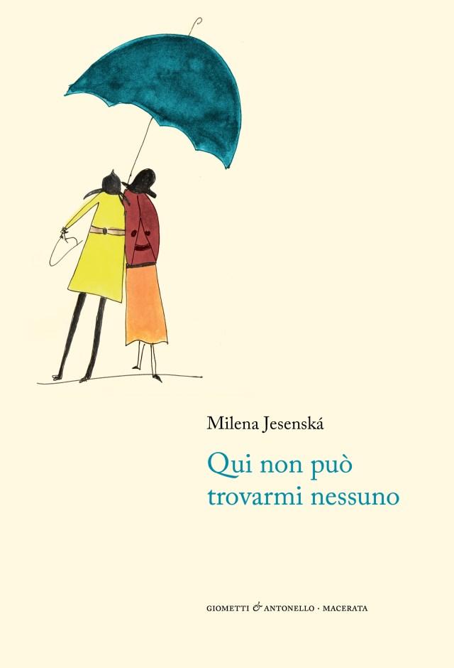 copertina Jesenska fondino