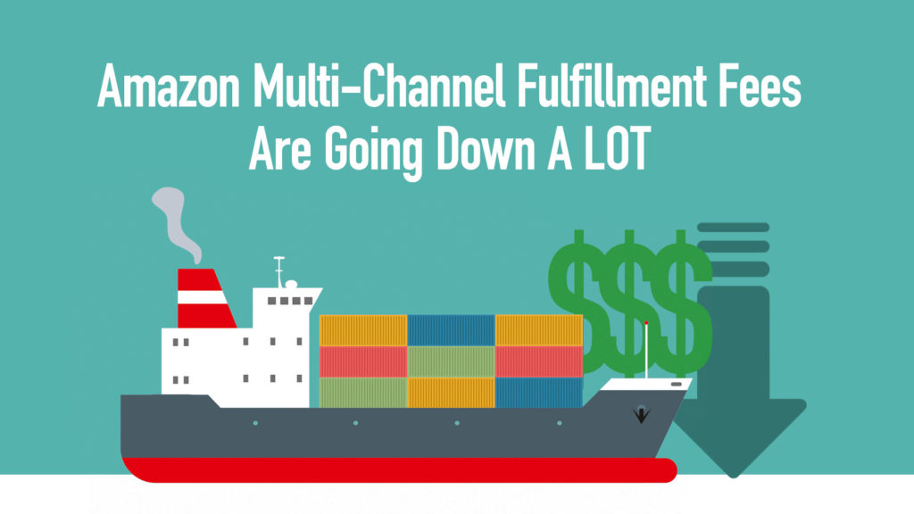 multi channel fulfillment fees