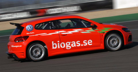 biogasvehicle