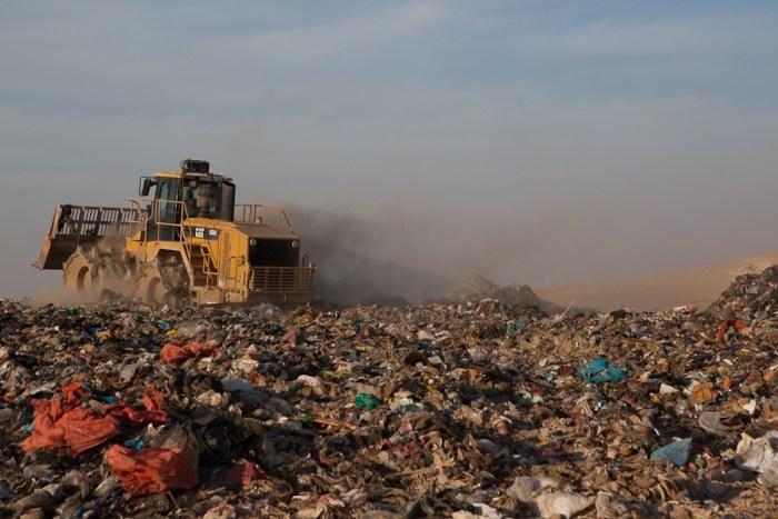 landfillamman