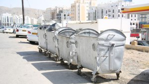 recycling-Oman