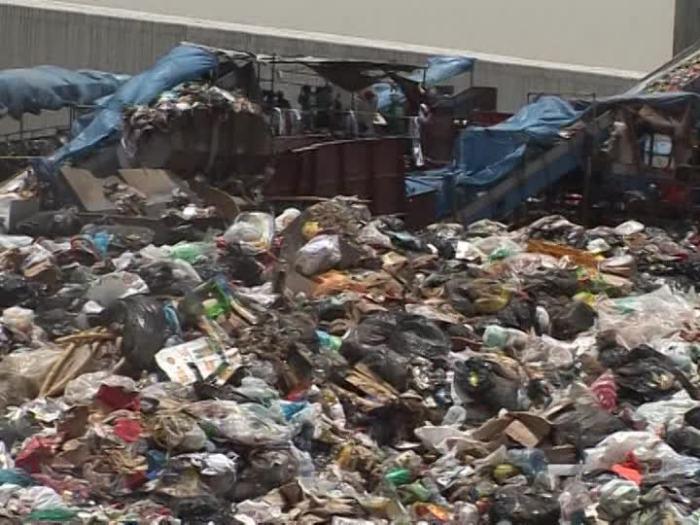 waste to energy feedstock