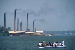 pollution-nile