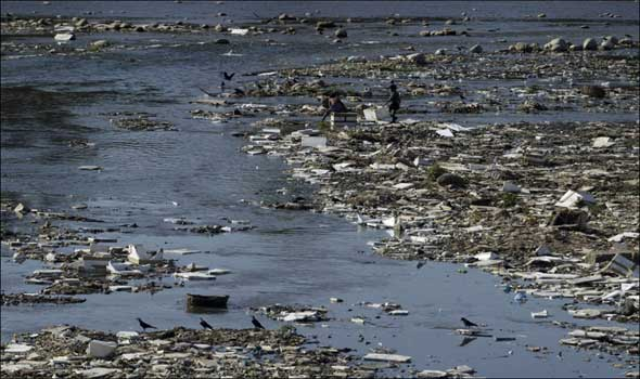Industrial pollution is wrecking havoc in Nile