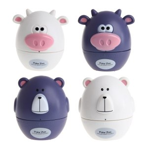 Fashion Design New Bear Cow Timer Mechanical Wind Up 60 Minutes Kitchen Gadget Novelty