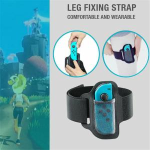 New Adjustable Elastic Leg Strap Sport Band 60cm Ring-Con Grips Leg For Nintend Switch Joy game con Ring Fit Adventure Game G1