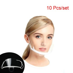 10pcs New Plastic Dental Hygienic Tattoo Microblading Permanent Makeup Face Mask