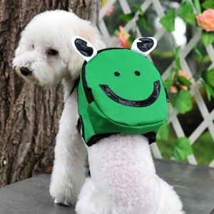 8 Colors High Quality Lovely Dog Backpack for Small Medium Puppy Dogs Cute Chihuahua Dog School Bags Pet Backpacks Pet Supplies