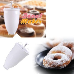 Plastic Doughnut Maker Machine Mold DIY Tool Kitchen Pastry Making Bake Ware Making Bake Ware Kitchen Accessories Dropshipping