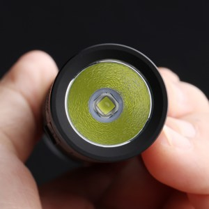 2.5A Convoy S9 L2 1000LM 5Modes Memory Function USB Rechargeable Super Bight EDC Flashlight