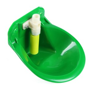 Plastic Automatic Water Drinker Waterer Pet Bowl For Goat Sheep Pig Piglet Livestock
