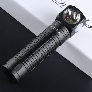 CONVOY H1 XML2 1048lm LED Headlamp L-shape Flashlight Multi-functional 18650 Flashlight Head Lamp Head Light