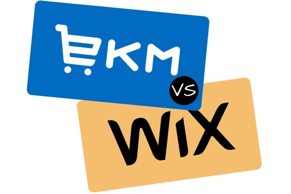 EKM vs Wix Ecommerce Comparison