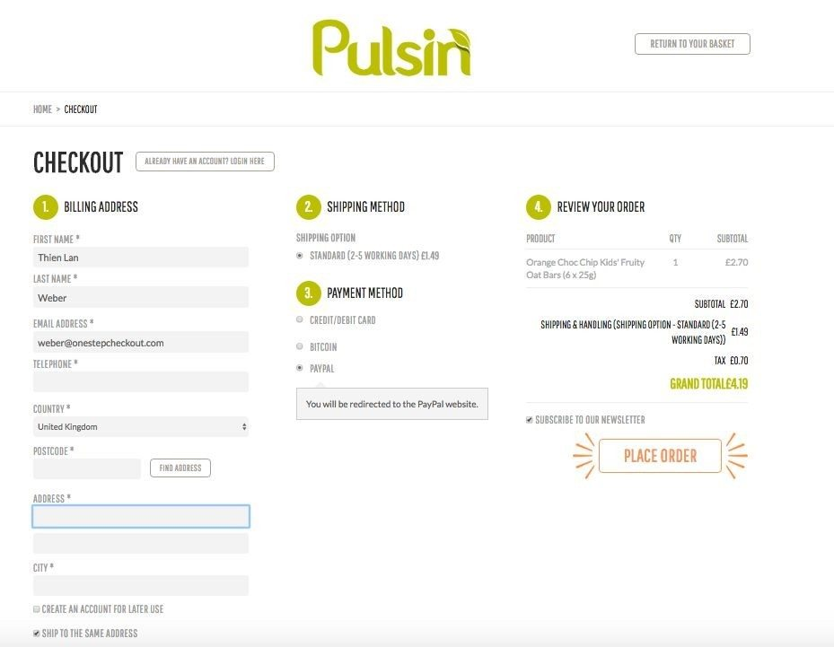 Pulsin' Case Study: How to Differentiate and Win in the Food E-commerce Market
