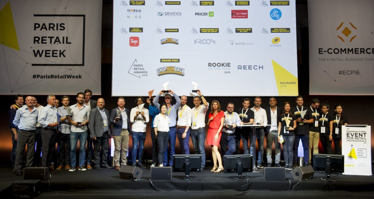 Do you Have What it Takes to Win at the 2017 Paris Retail Awards?