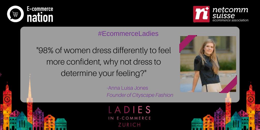 Ladies in E-Commerce