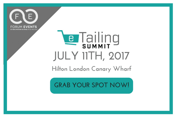 etailing summit london 2017
