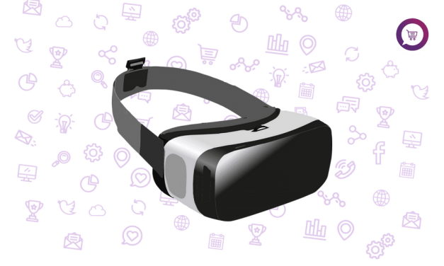En Route for V-commerce: Virtual Reality as a Driving Force of Retail