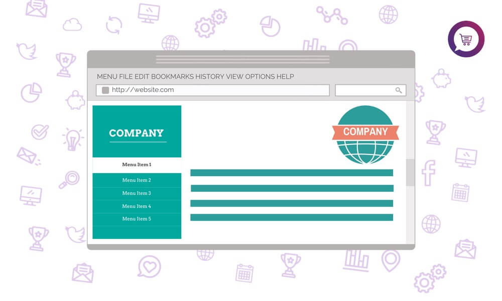 14 Examples of Brilliant Site Navigation Designs