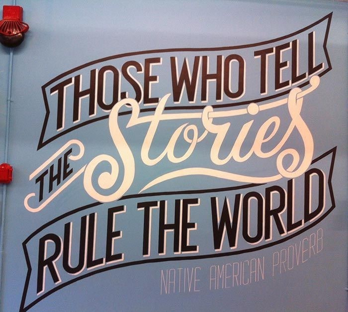 Storytelling and Marketing How can a story change the world