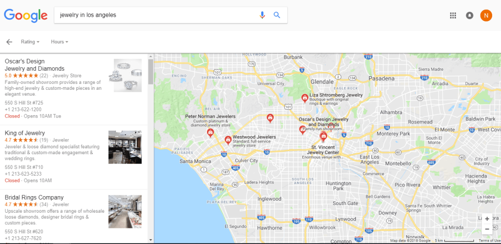 How to Improve your Ranking in the Google Local Results 1