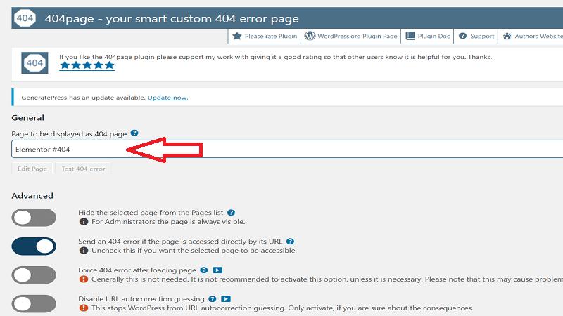 Host Not Found Error Code