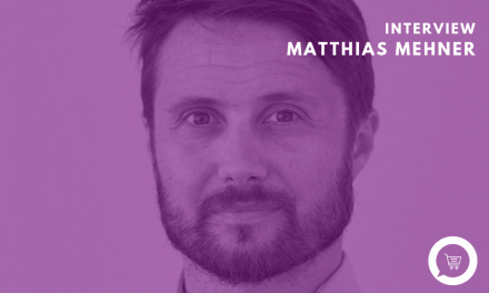 """Matthias Mehner, (CMO) at MessengerPeople """"The customer service of the future is personal, direct, and fast"""""""