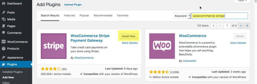 How to configure Stripe in WooCommerce - Stripe & WooCommerce