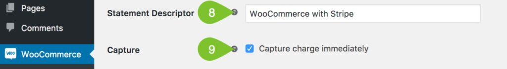 How to configure Stripe in WooCommerce - Configure