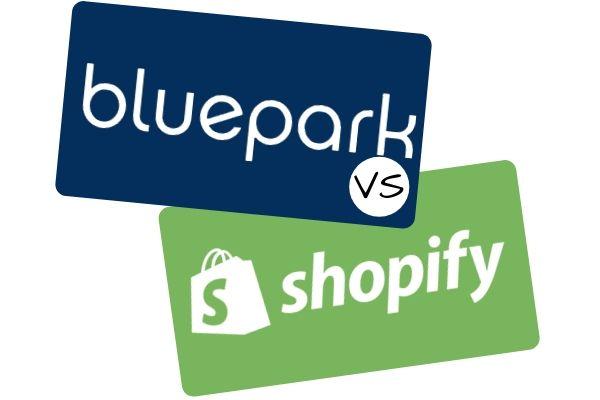 Bluepark vs Shopify Ecommerce Comparison