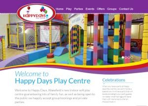 Happy Days Soft Play