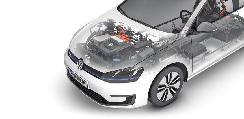 Volkswagen richiama la Golf elettrica