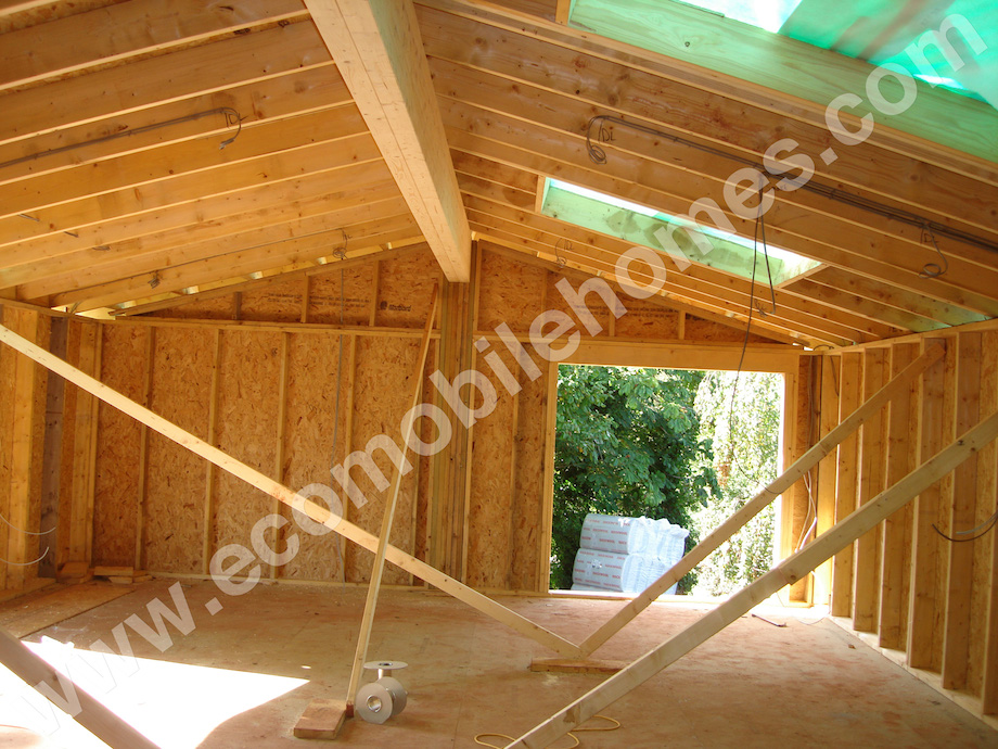 Frame Materials  Eco Mobile Homes