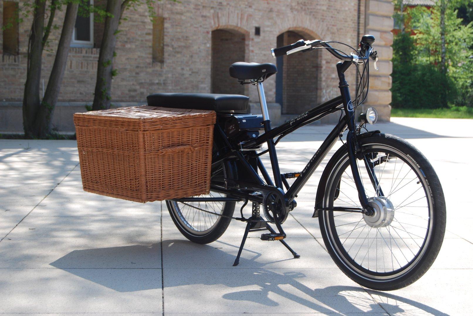 » 車輛 » 01 自行車 » 郵遞自行車