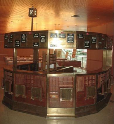 NYSE stocks markets trading post