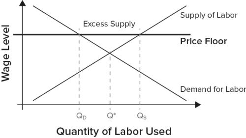 minimum wage momentum