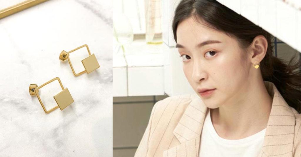 矽膠夾耳環:垂墜款、貼耳細緻款一起體貼妳的美麗! - ECO ONNI