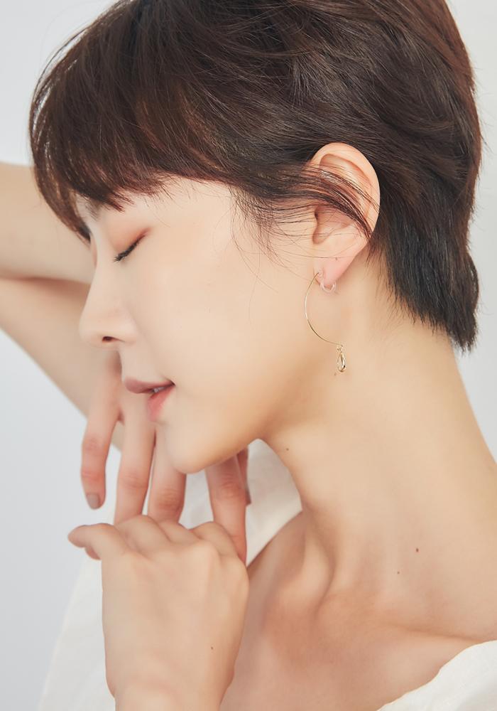 韓國矽膠夾耳環。女孩喜歡的最新款式都在這! - ECO ONNI