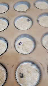 Heart Healthy Oat Bran Muffins before cooking