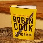 Book cover of Pandemic by Robin Cook
