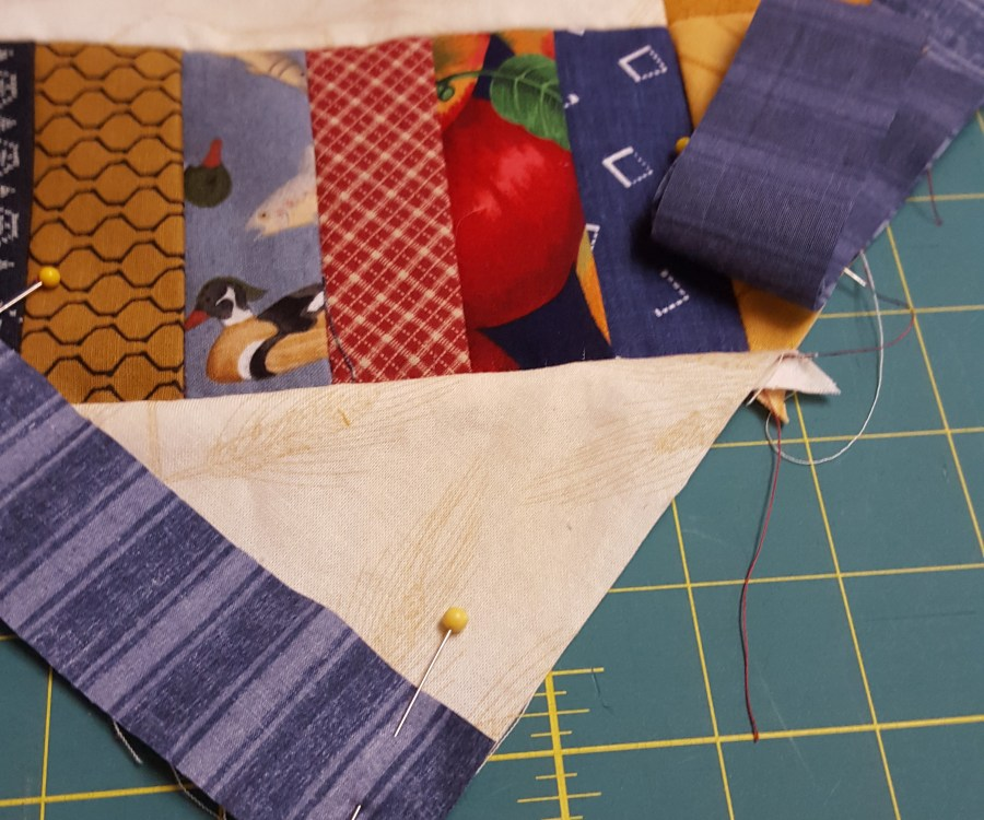 Adding inner order to center of quilt