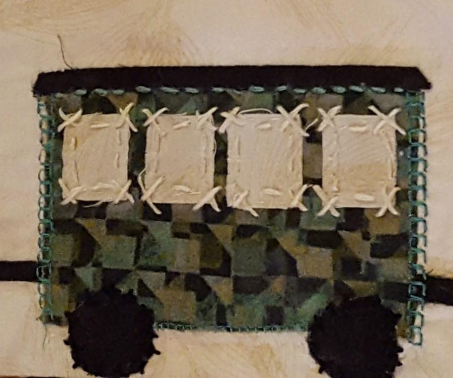 fabric passenger car