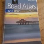 Rand McNally Large Print Road Atlas
