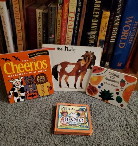 Four Board books
