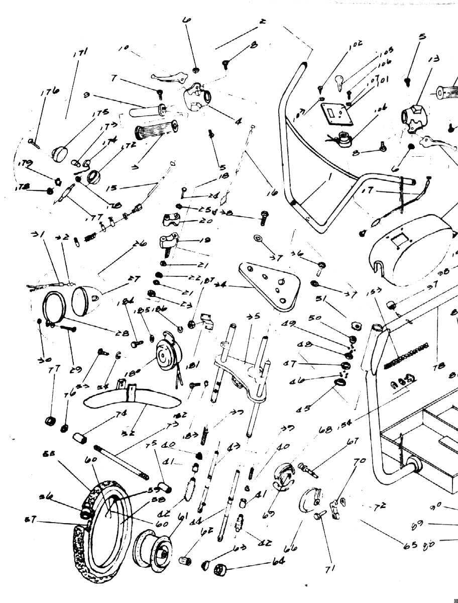 bike parts diagram grundfos aquastat wiring auranthetic charger documentation image of left side
