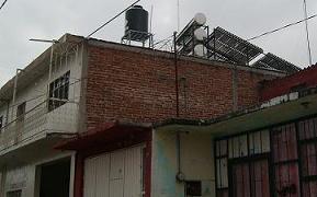 Ahorre gas instale un calentador solar