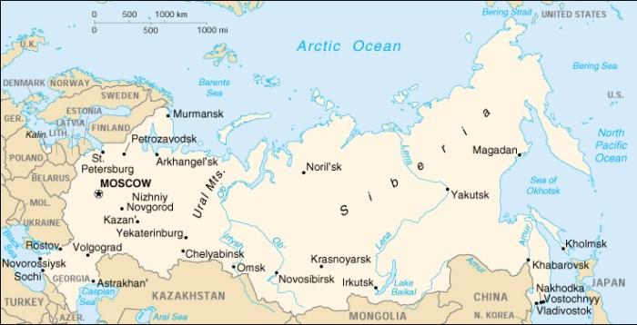 Russia_mappa