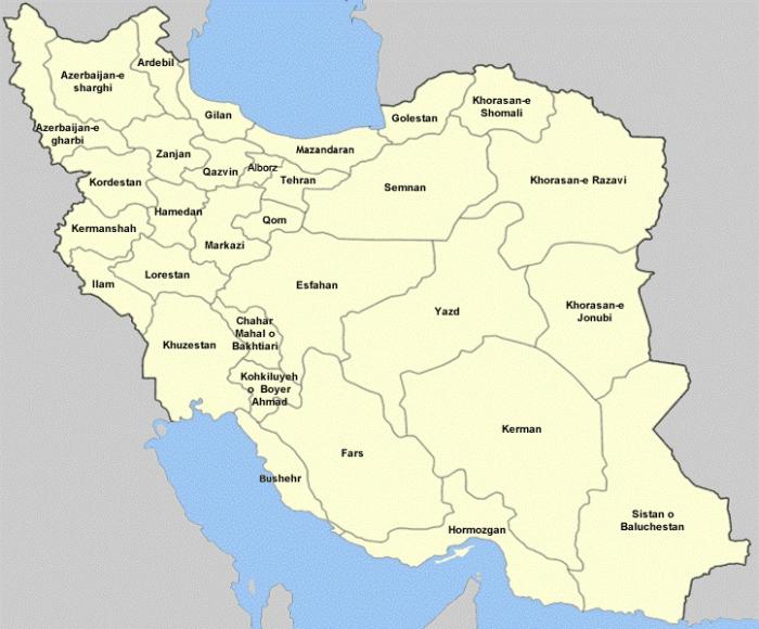 Graph 1 Iran